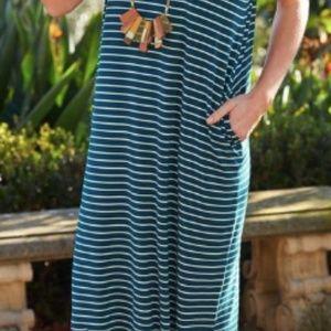 Matilda Jane Dresses - Matilda Jane Set Sail Maxi Dress